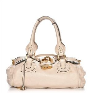 Authentic Chloe bag gently used real leather